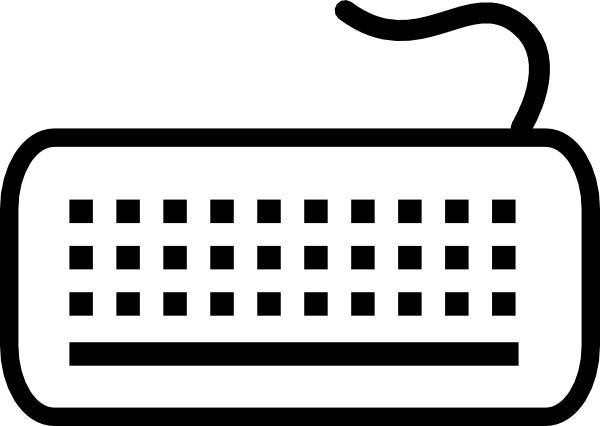 computer keyboard clip art free vector download (213,524 free