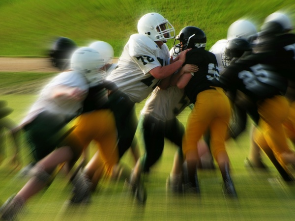 kids football games tackle