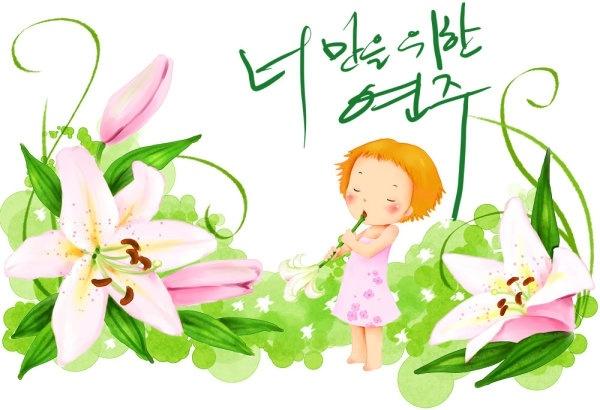korean children illustrator psd 28