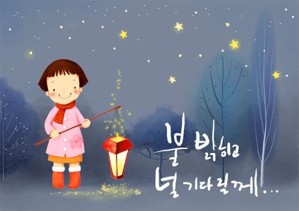 korean children illustrator psd 29