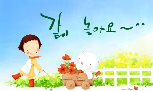korean children illustrator psd 34