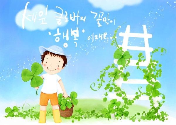 korean children illustrator psd 48