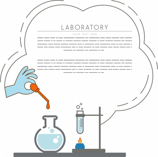 Education Background With Laboratory Vector Vector Art: Chemical Free Vector Download (125 Free Vector) For