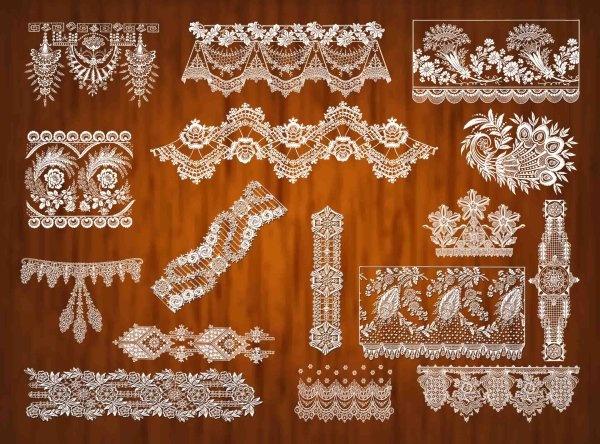 lace pattern psd 6