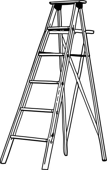 Ladder Clip Art Free Vector In Open Office Drawing Svg