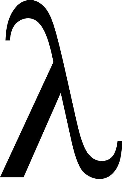 lambda clip art free vector in open office drawing svg    svg   vector illustration graphic art