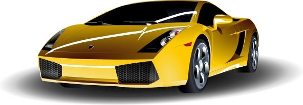 Lamborghini Clip Art Free Vector In Open Office Drawing Svg Svg