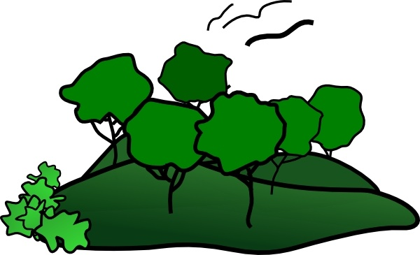 landscape mountain trees clip art free vector in open office drawing rh all free download com  landscape clip art free images
