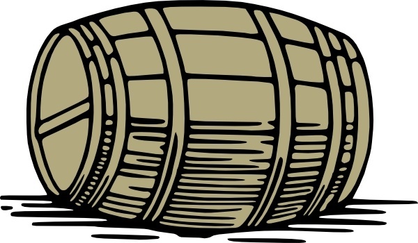 large barrel clip art free vector in open office drawing svg svg rh all free download com clipart whiskey barrel clipart whiskey barrel