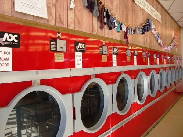 laundry network machine