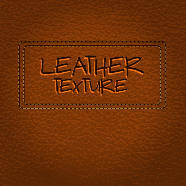 leather texture background bright brown design