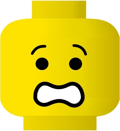 lego smile scared clip art free vector in open office drawing svg rh all free download com Animated Smiley Face Clip Art Confused Smiley Face Clip Art