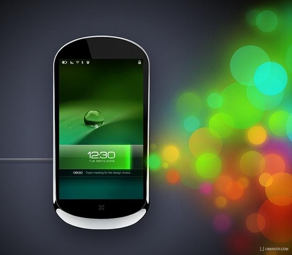 lenovo lenovo hd yue phone picture