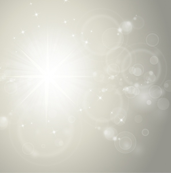 Lens flare background