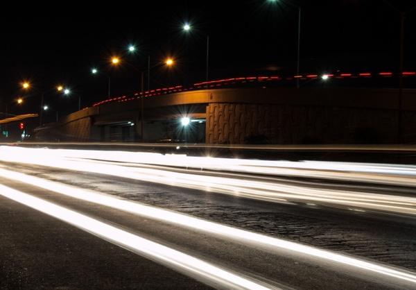 light motion long exposure