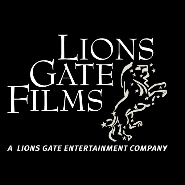 Lions Gate Films Free Vector In Encapsulated PostScript