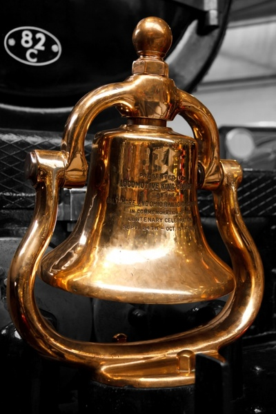 locomotive bell