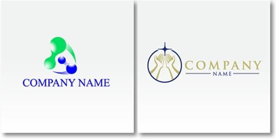 Logo Design Templates Free Vector In Adobe Illustrator Ai
