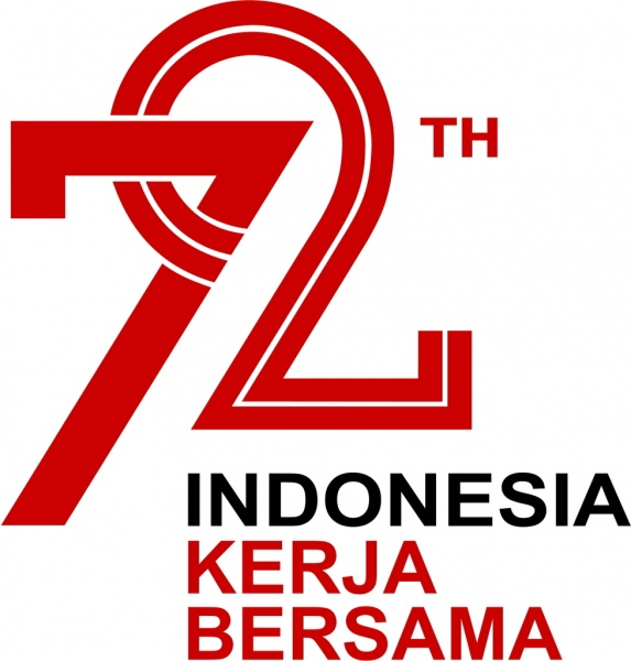 logo hut ri 72 free vector in open office drawing svg ( .svg
