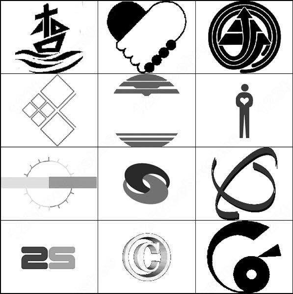 logo shapes brush