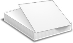 Longhorn Icon note paper
