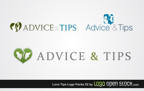Love Tips Logo Pack 02