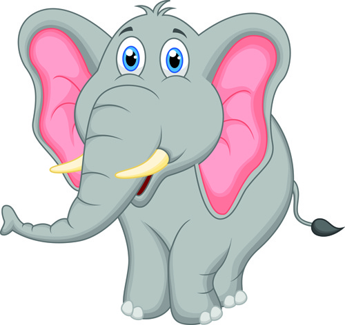 Cartoon elephant images free vector download (19,663 Free ...