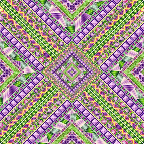 luxury antique patterns seamless vector