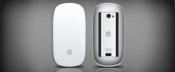 Magic Mouse PSD