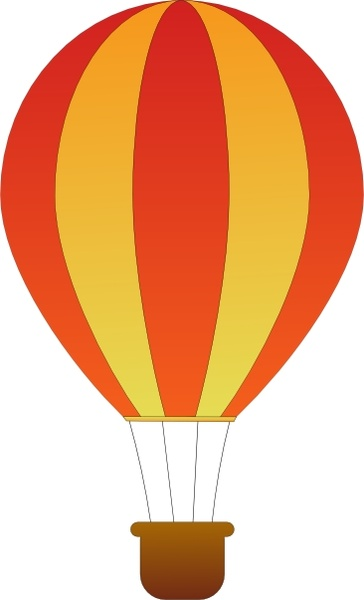 maidis vertical striped hot air balloons clip art free vector in rh all free download com hot air balloons clipart hot air balloon clipart black and white