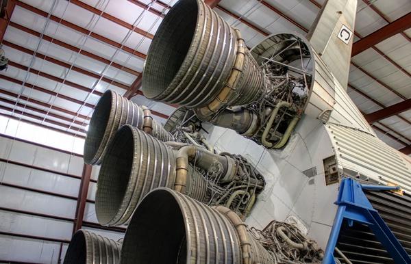 main thrust