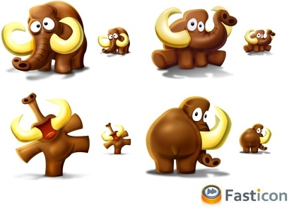 Mammoth Icons icons pack