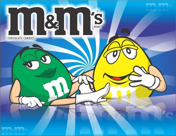 M&M´s Chocolates Free vector in Coreldraw cdr ( .cdr ) vector ...