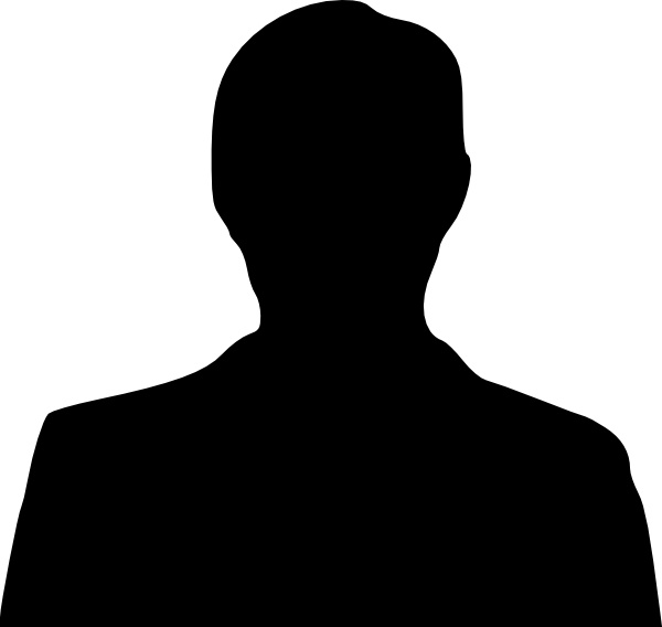 man silhouette clip art 9510