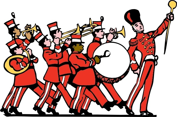 marching band clip art free vector in open office drawing svg svg rh all free download com marching band instruments clip art marching band clipart svg
