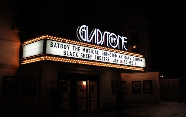 marquee theatre theater