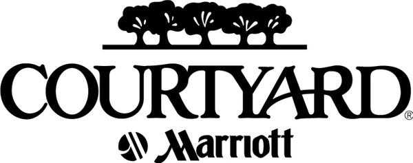 Marriott Courtyard logo