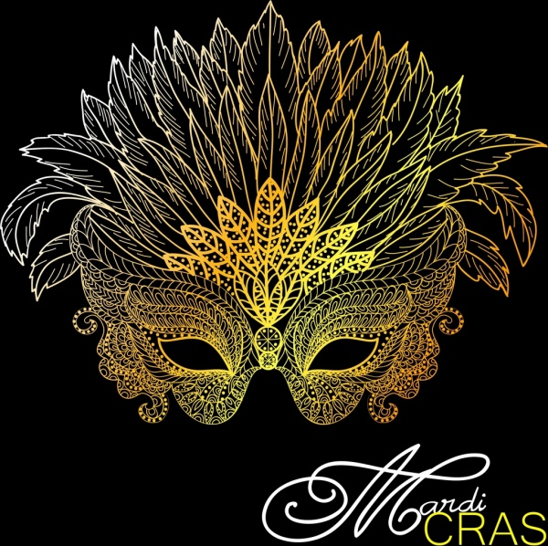 Mask vector free download free vector download (415 Free ...