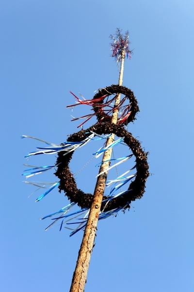 maypole festival custom