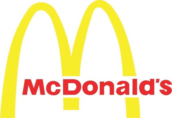 Mcdonalds Logo Free Vector In Adobe Illustrator Ai Ai