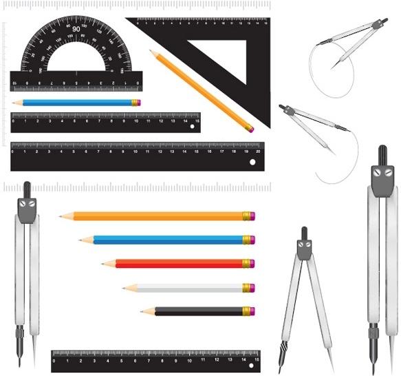 measurement stationery vector free vector in encapsulated postscript