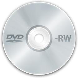 Media DVD RW