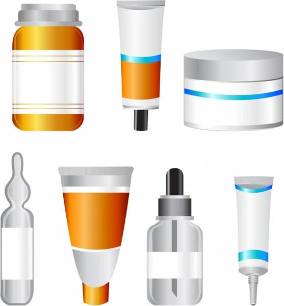 Medical Container Set