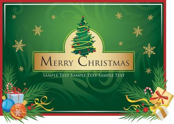 merry christmas clip art free vector 42605kb - Merry Christmas Free Clip Art