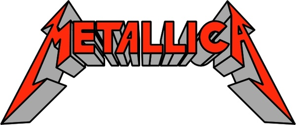 Metallica 3 Free Vector In Encapsulated PostScript Eps Eps