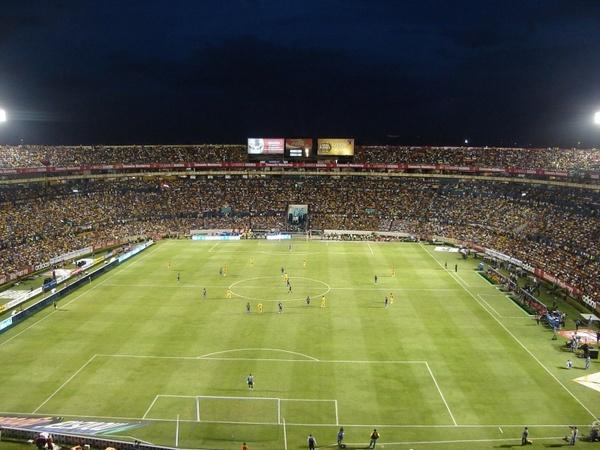 mexico city soccer football