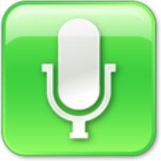 Microphone Pressed