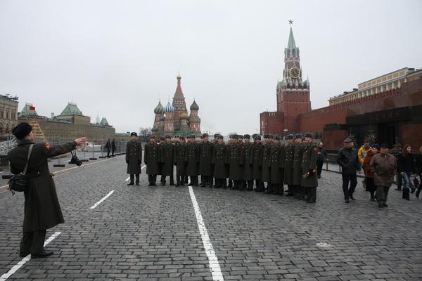 military posturing