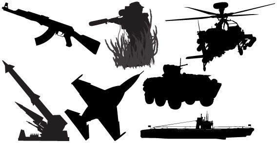 Military vehicles vector Free vector in Adobe Illustrator ...