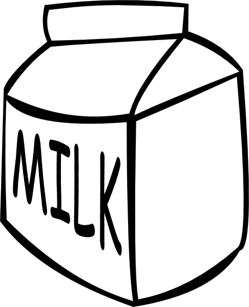milk b and w clip art free vector in open office drawing svg rh all free download com milk carton clipart milk clipart template